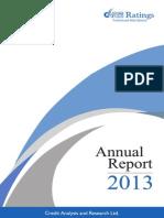 Care Annual Report 2013