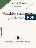 Modismos chilenos