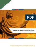 Framework Cultural Statistics Hbk 2 Measuring Cultural Participation Cultural Industries 2012 Spa