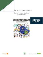 Publicidad Dossier Profesor
