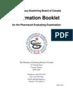 Evaluating Examination Information 2011