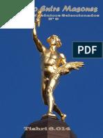 Revista Dialogo Entre Masones N° 9 Setiembre 2014