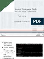 Insomnidroid Reverse Engineering