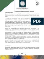 16-06-2010 El Gobernador Guillermo Padréstomó protesta a los integrantes del Consejo Consultivo Ciudadano para el proyecto Guaymas 21, presidió el inicio de la construcción de la planta tratadora de aguas residuales y anunció mas de 800 millones para beneficiar a familias de este puerto. B061061
