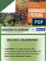 Tipologie Di Giardini
