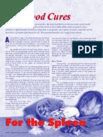 Spleen Food Cures 01