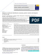 2012 - CHEN - identifica+º+úo molecular