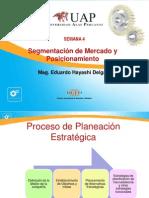 Segmentacion de Mercado y Posicionamiento