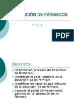 absorción de fármacos 2015-1