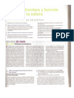 Cap 5-8-Estructura y Función de La Célula