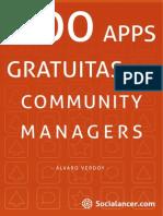 200 Apps Gratuitas Cm