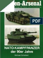 Waffen Arsenal - Sonderband S-18 - Nato-Kampfpanzer der 90er Jahre