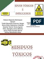 Residuos Toxicos e Infecciosos-EXPOSICION