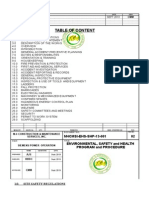 M4CMSI Environmental, Safety & Health Program (Rev2)