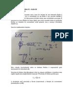 Mecânica Dos Fluidos II – Aula 04
