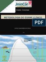 02 - EXAME CLÍNICO