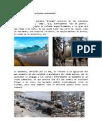 Cuál Es La Diferencia Entre Un Tsunami y Un Maremoto