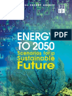 Energy to 2050, Scenarios for a Sustainable Future, 2003
