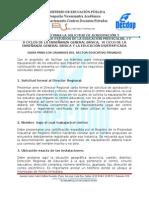 Instructivo Solicitud Acreditacion Reconocimiento Estudios