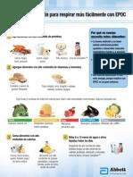 Como Usar La Nutricion Para Respirar Mas Facilmente Con EPOC (Using Nutrition to Help You Breathe Easier With COPD)