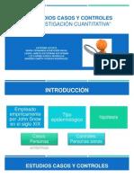Esxposicion Estudios Casos y Controles