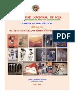 Historia Del Arte Ecuador (MODULO-VIII-ARTES-2010)