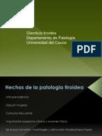 ,Patologia de Tiroides 2014