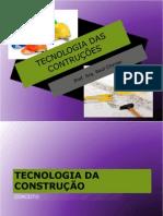 Tecnologia Da Construções - Raull Chagas (Introdução e Projetos)