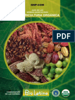 Normas Basicas Para Agricultura Organica -Perú