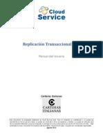 Manual Replicacion Transaccionv1