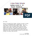aaps reading levels a-m parent handbook