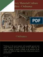 Military - Artillery - Ordnance