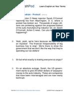 PDF - Upper Intermediate - Protest!