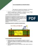 Conceptos de Ingenieria de Reservorios