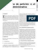derecho de petición vs silencio administrativo.pdf