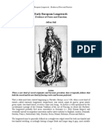 Early European Longswords