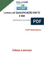 Anatomia Seccional -ANDRÉ BARROS- Aula2