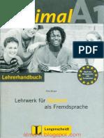Optimal A1 Lehrerhandbuch