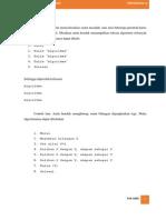 Modul Pemrograman Dasar Pertemuan 12 - 17