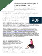 ¿Por Qué Las Mujeres Deben Tomar Proteína De Suero De Leche Para La Pérdida De Peso