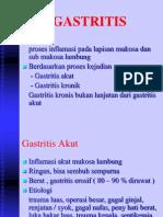 Gastritis..