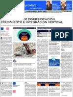 Clase Ejecutiva 05 - Columna El Mercurio - Estrategias, G.lagos