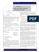 IGP CSAT Paper 1 Polity Indian Polity & Governance Making of the Indian Constitution