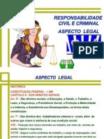 Responsabilidade Civil e Criminal
