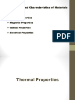 Properties and Characteristics of Engineering Materials 2
