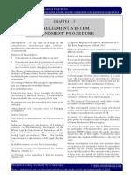 IGP CSAT Paper 1 Polity Indian Polity & Governance Parliament System Amendment Procedure