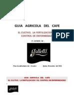 01 GUIA AGRICOLA DEL CAFE - Cultivo y Fertilizacion