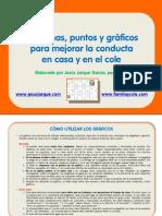 Pegatinas y Graficos Para Mejorar La Conducta