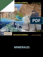 Cuarta Clase-Geologia Ing. Lazo