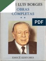 71199864 Borges Obras Completas Tomo II